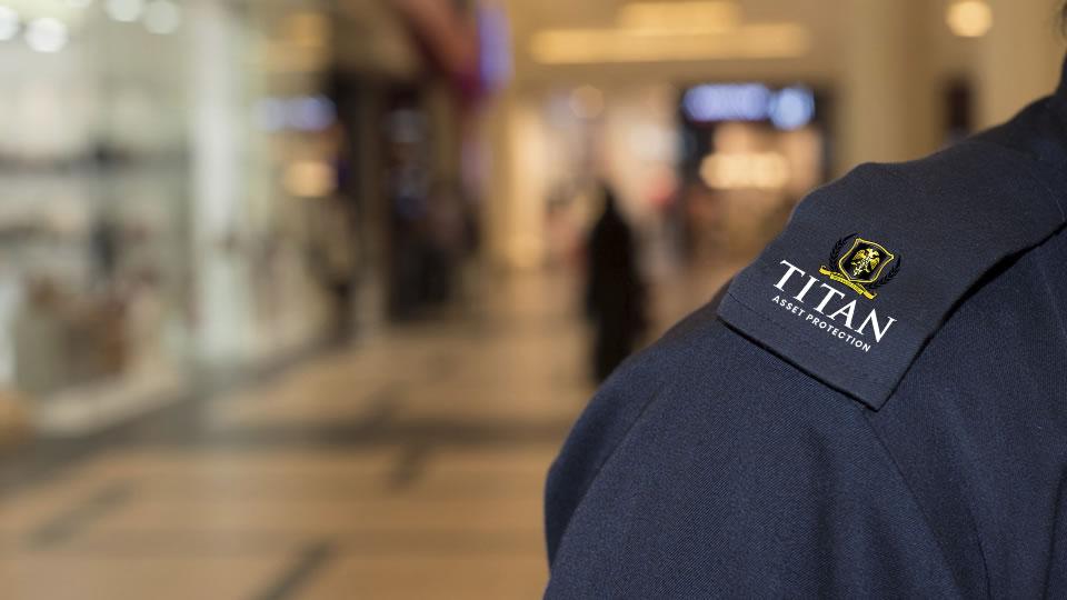 Retail Security Guard Titan Asset Protection Services